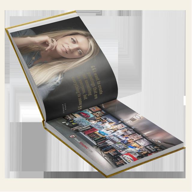 Tanja Stadnic Booklet mockup 3