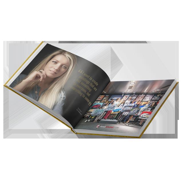 Tanja Stadnic Booklet mockup