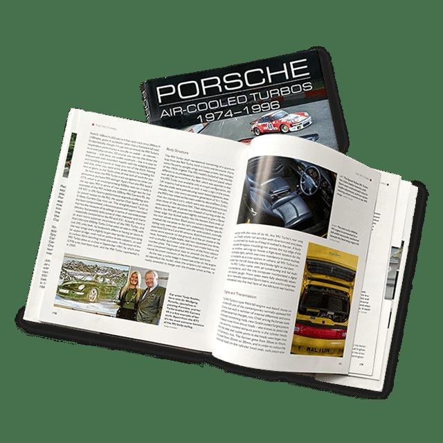 Tanja Stadnic publication Porsche Turbos magazine