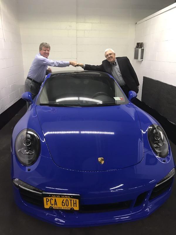 Tanja Stadnic an amazing Porsche story